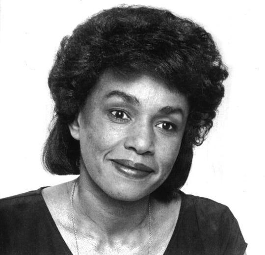 Former Detroit Free Press columnist Susan Watson