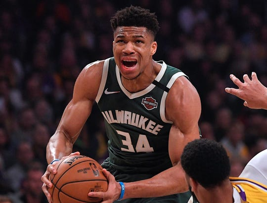 The Milwaukee Bucks' remarkable season has come to a halt with the NBA suspending all games indefinitely because of the coronavirus pandemic.