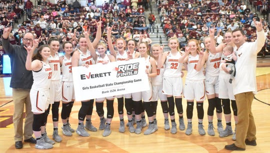 The Viola Lady Longhorns defeated West Side Greers Ferry, 60-56, Saturday night to advance to the state championship game.