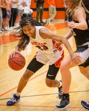 Blackman's Iyana Moore averaged 16.5 points, 4.7 rebounds and 2.0 assists this past season.