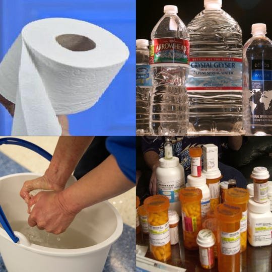 Items you should have at home in the event you're asked to self-quarantine due to the coronavirus.