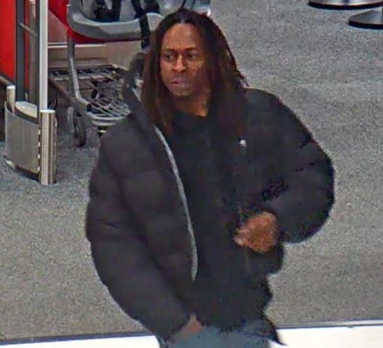 Springettsbury Township Police are asking for help in identifying this man, suspected of a theft at the Target in the township.