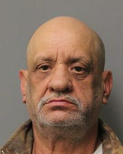 Police charged Rafael Pena-Suarez, 64, with attempted murder Sunday. Police say he shot and injured a man in a Seaford bar Friday night.