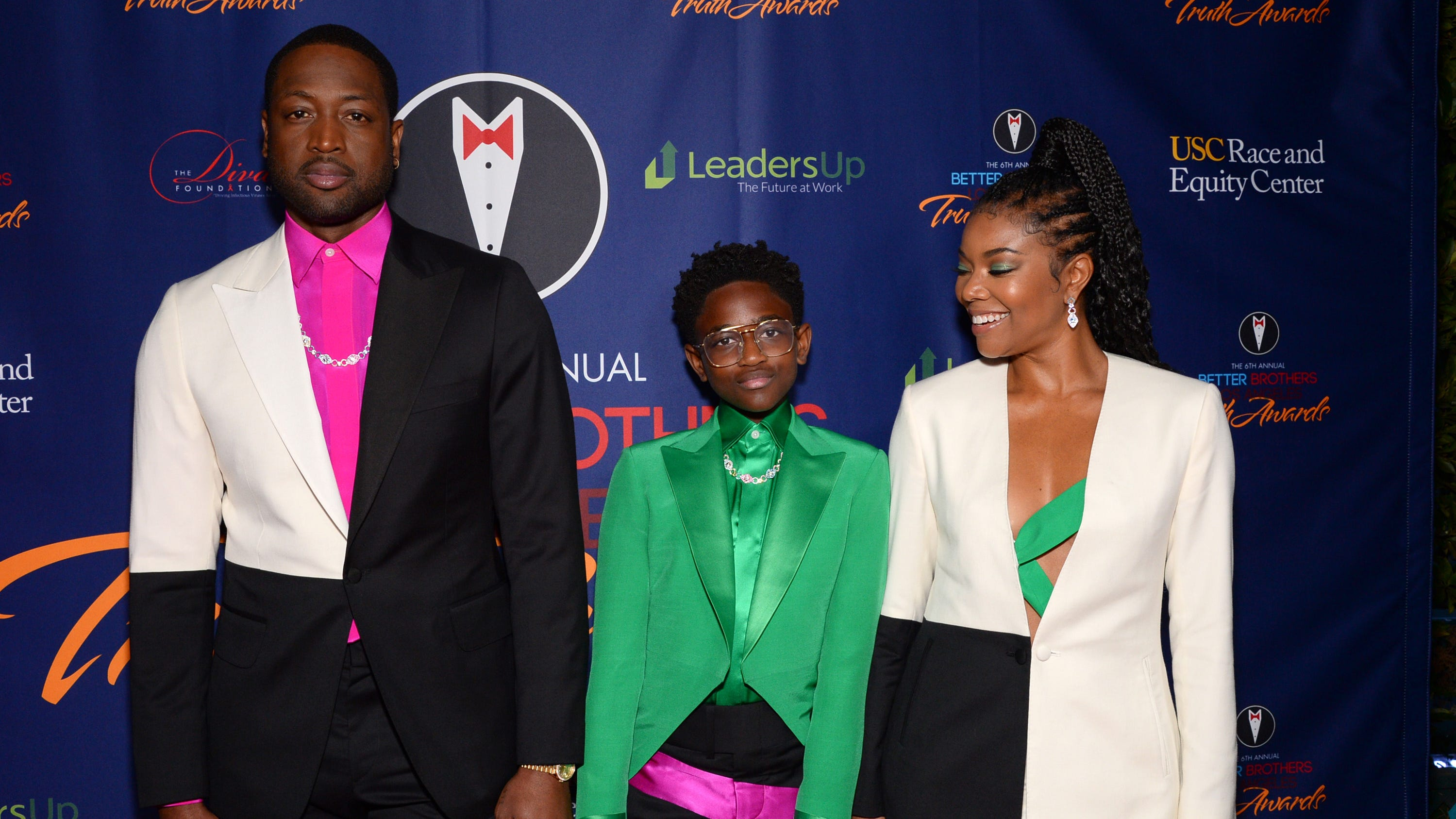 Dwyane Wade, Gabrielle Union's daughter Zaya makes red carpet debut
