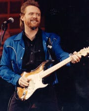 Lee Roy Parnell is replacing Radney Foster for second day of 2020 Outlaws & Legends Music Fest.
