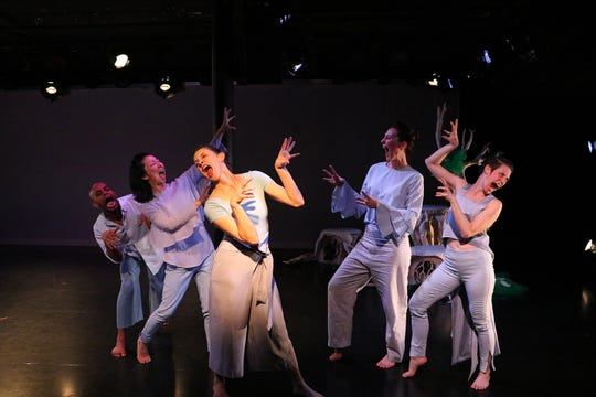 """Lida Winfield Dance performs """"Imaginary"""" March 13-14 at Middlebury College."""