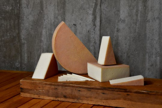 The Highlander, a mountain style cheese by Jasper Hill Farm in Greensboro, Vt., was a top 20 cheese at the 2020 World Cheese Championship Contest held in Madison, Wisconsin.