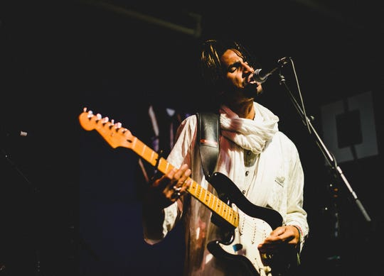 Mdou Moctar, a songwriter and musician from Niger, plays March 18 in Lyndon.