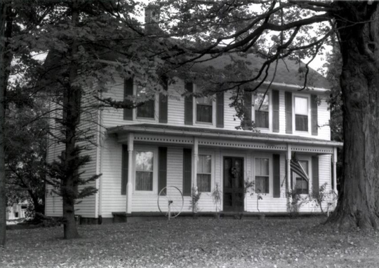 The 1846 farmhouse in Hudson, Ohio, is free to a new owner who is willing to move it to a new location