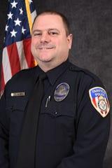 Fairfield Police Officer Edward Bausch