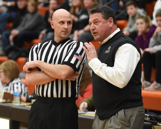 Ankeny Centennial coach Bob Fontana has the Jaguars in the state boys' basketball tournament for the first time.