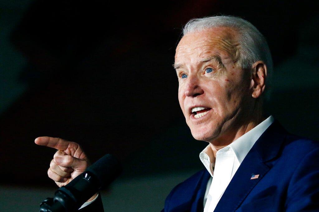 Bankole: Biden seeks to control black thought