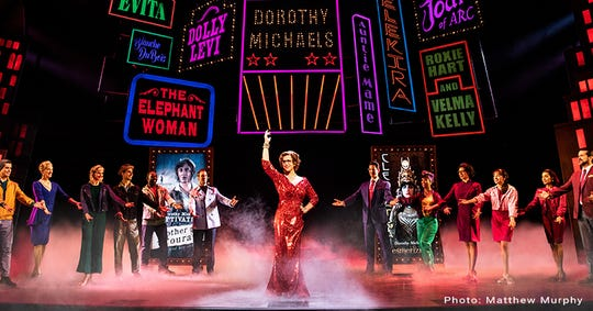 """Tootsie"" the musical is based on the 1982 movie starring Dustin Hoffman and Jessica Lange"