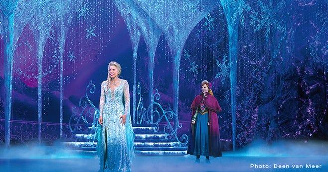 "Disney's ""Frozen"" will make its Wisconsin premiere Feb. 24 through March 7."