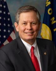 U.S. Sen. Steve Daines, R-Mont.