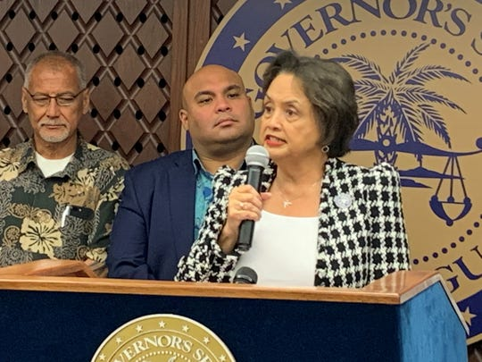 Gov. Lou Leon Guerrero this week signed into law a bill that updated the price gouging law so that price gouging would also be banned during a state of emergency or epidemic.