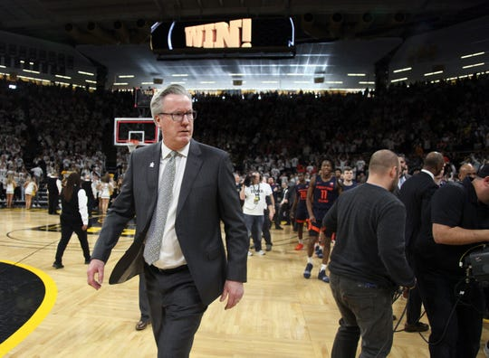 Fran McCaffery and the Hawkeyes must take a measured approach into Indianapolis and not let emotions take control, especially if there's a Round 3 rematch with Illinois on Friday.