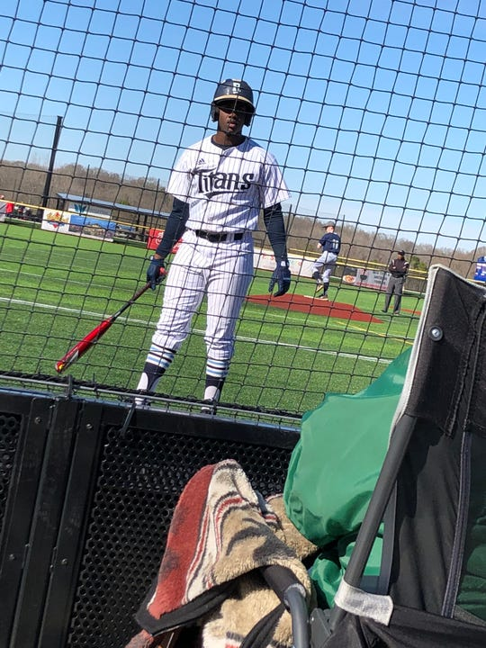Matthew Abraham, an infielder, left-handed pitcher and outfielder at Ridgeland, has been named the Clarion Ledger Athlete of the Week for Feb. 24-29.