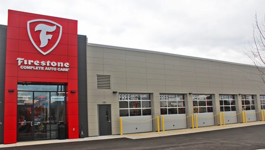 New Firestone Complete Auto Care in Knoxville, Tennessee