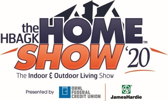 The HBAGK Home Show 2020 logo