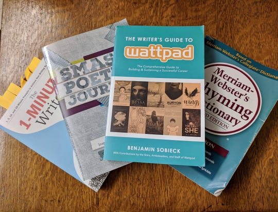 Christa Cunningham teaches creative writing at the Magnet Academy for Cultural Arts in Opelousas. Here are a few resources she uses with her students and recommends for those wanting to start writing as a creative outlet.
