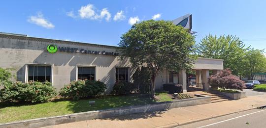 West Cancer Center's Midtown Memphis location on Union Avenue.