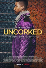 """""""Uncorked"""" is set to debut March 27 on Netflix."""