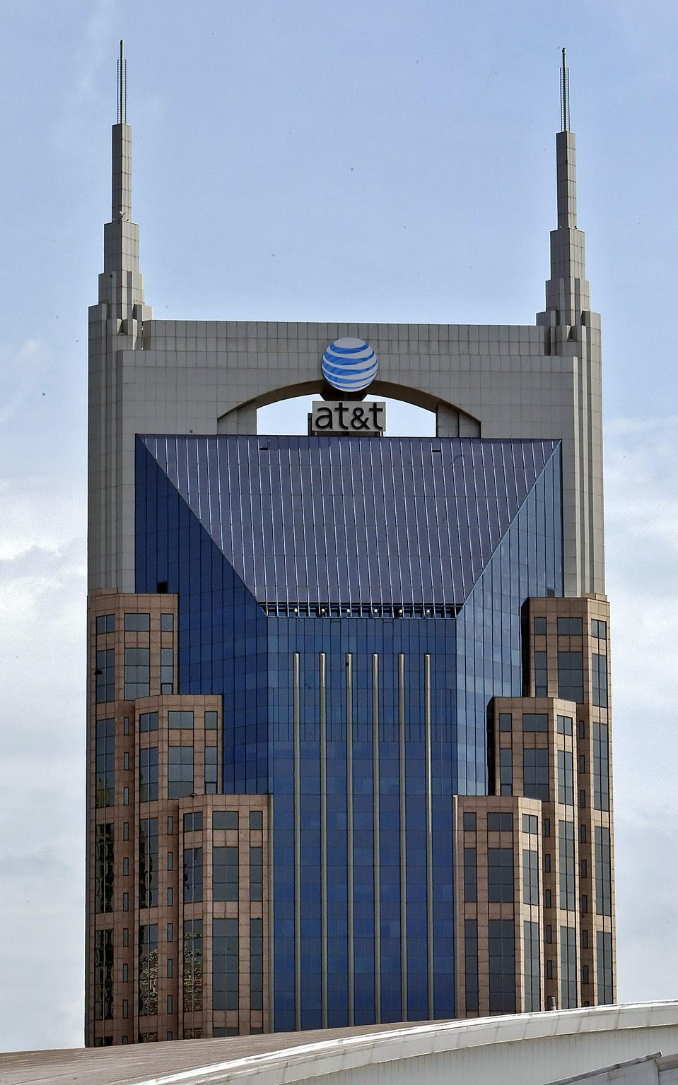 """On Monday, the """"Batman Building"""" held rolling closures so a cleaning team could wipe down all surfaces with an anti-viral solution, and countless people who work in the building were told to stay home for at least a day."""