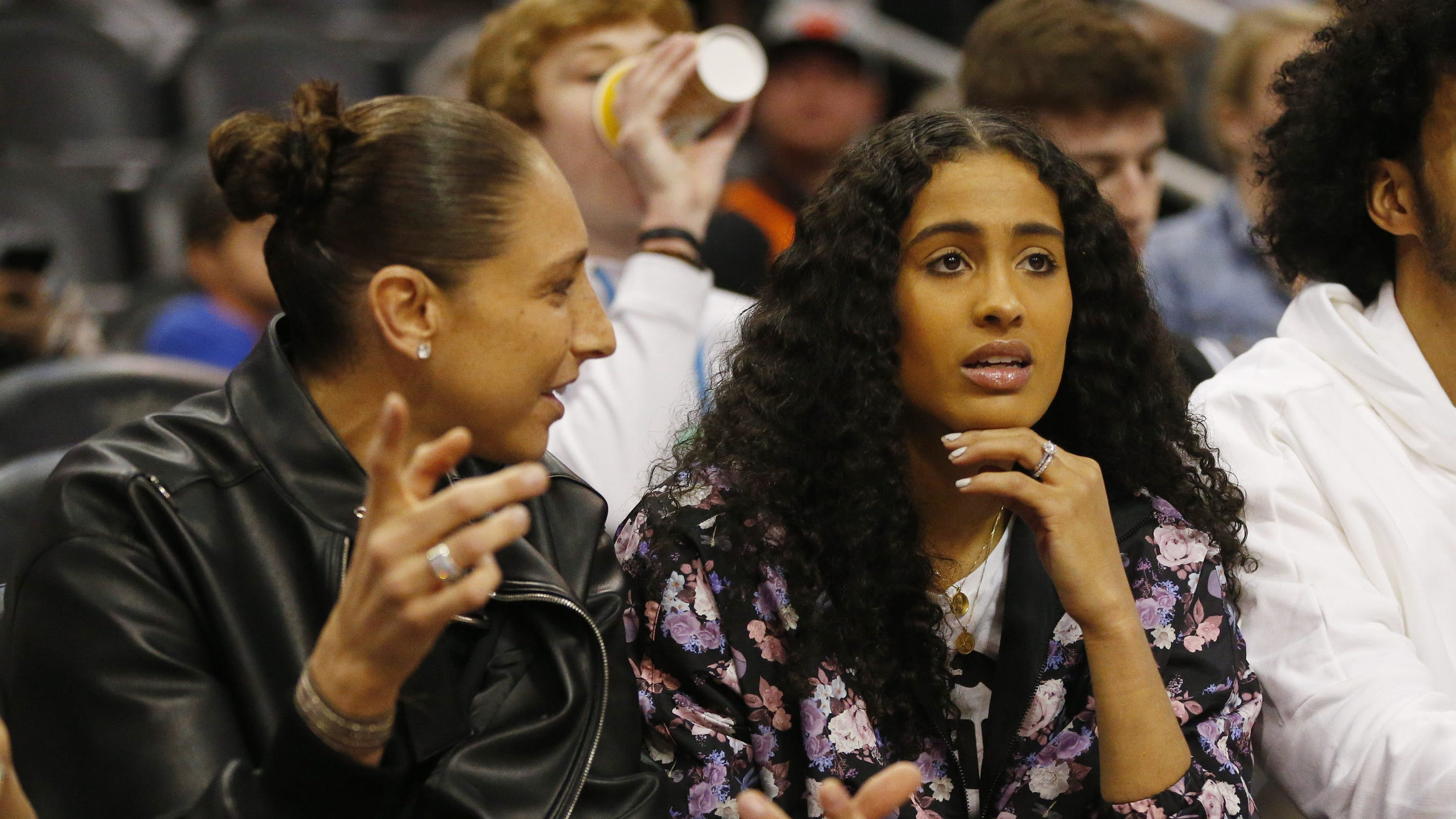 Skylar Diggins-Smith 'conflicted' about playing in bubble, happy being with Phoenix Mercury