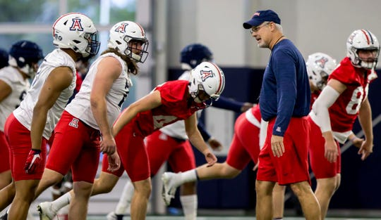 New coordinator Paul Rhoads has been here long enough to realize Arizona lacks sufficient depth on defense.