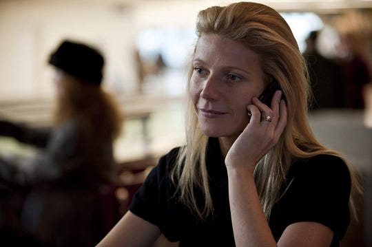 "Gwyneth Paltrow played patient zero of a viral epidemic in ""Contagion."""