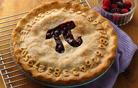 Mason-Dixon Library in Stewartstown will celebrate National Pi Day on Saturday with a pie sale.