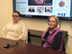 Shasta County Public Health Branch Director Brandy Isola, left, and Karen Ramstrom, county health officer, on Sunday, March 8, 2020 discuss the first confirmed coronavirus case in the county.