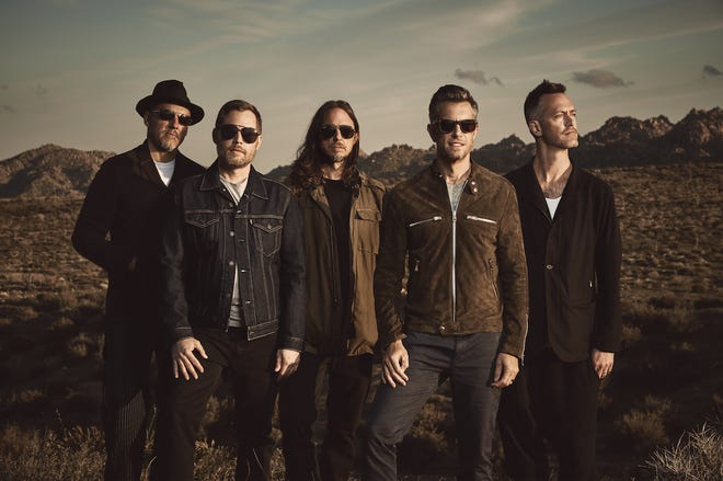 311 will play The District in Sioux Falls on July 6.