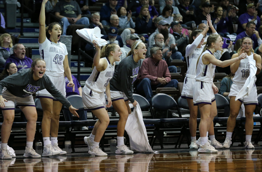 USF's women won the NSIC South title in 2019-20.