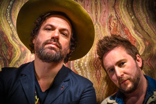 Michael Glabicki of Rusted Root with Dirk Miller will perform at the FOAM (Festival of Art & Music) on May 2 at the Tie & Timber Beer Co.