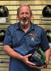Doug Love became last week just the fourth bowler in 20 years to roll a 300 game in the Wednesday Men's League at the Virgin River Bowling Center.