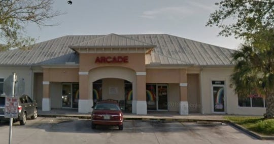 St. Lucie County Sheriff's Office reported an armed robbery at Midway Arcade in the 4900 block of South 25th Street on Monday, March 9, 2020.