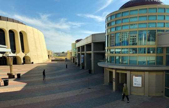 The Judson F. Williams Convention Center in Downtown El Paso is getting more attention from convention organizers because of Downtown revitalization, a Visit El Paso official reported.