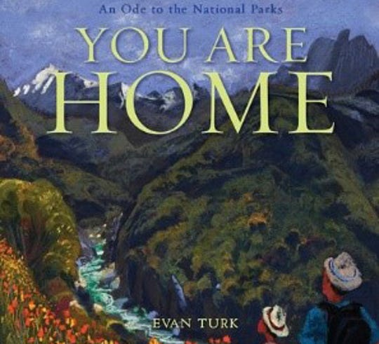 You Are Home by Evan Turk