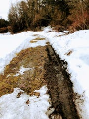 There was an upside to Mud Season, that messy transition between winter and spring -  it was usually short-lived.