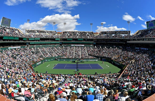 The BNP Paribas Open, which brought in a crowd of 475,000 in 2019, has been cancelled over concerns of COVID-19 in the Coachella Valley.