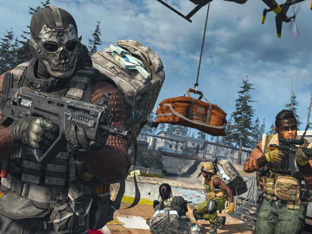 Call Of Duty Warzone Takes On Fortnite And Battle Royale Genre So if you are looking for games for kids or to. call of duty warzone takes on