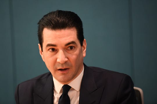 Former FDA commissioner Scott Gottlieb discusses coronavirus outbreak and COVID-19 response with the USA TODAY Editorial Board.