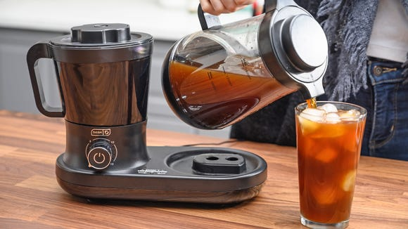 This cold brew coffee maker is a game changer.