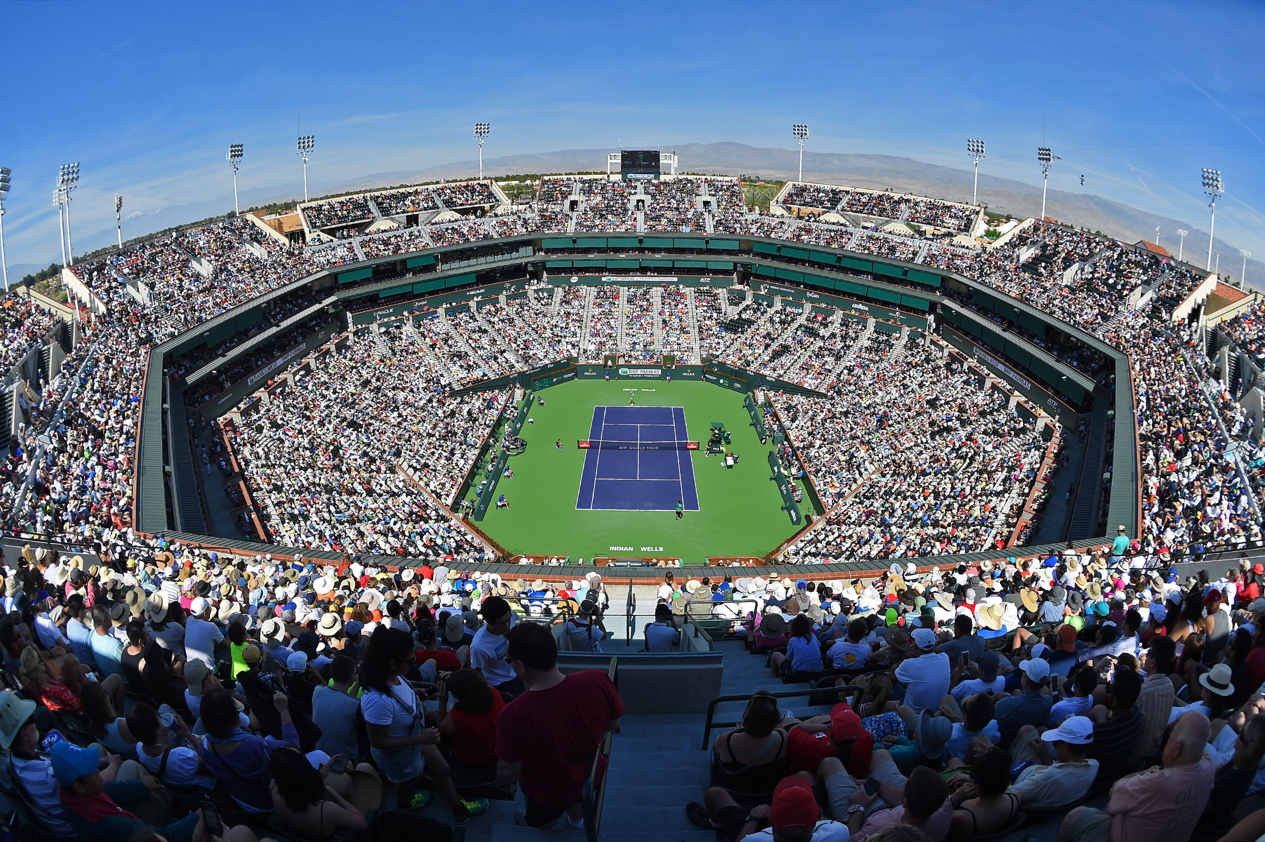 Opinion: Indian Wells cancellation could be turning point for sports and coronavirus
