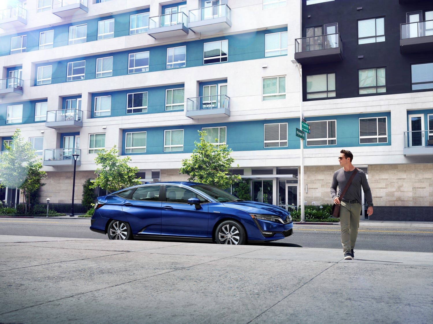 Honda to phase out gas cars, aiming for 100% electric vehicles in North America by 2040