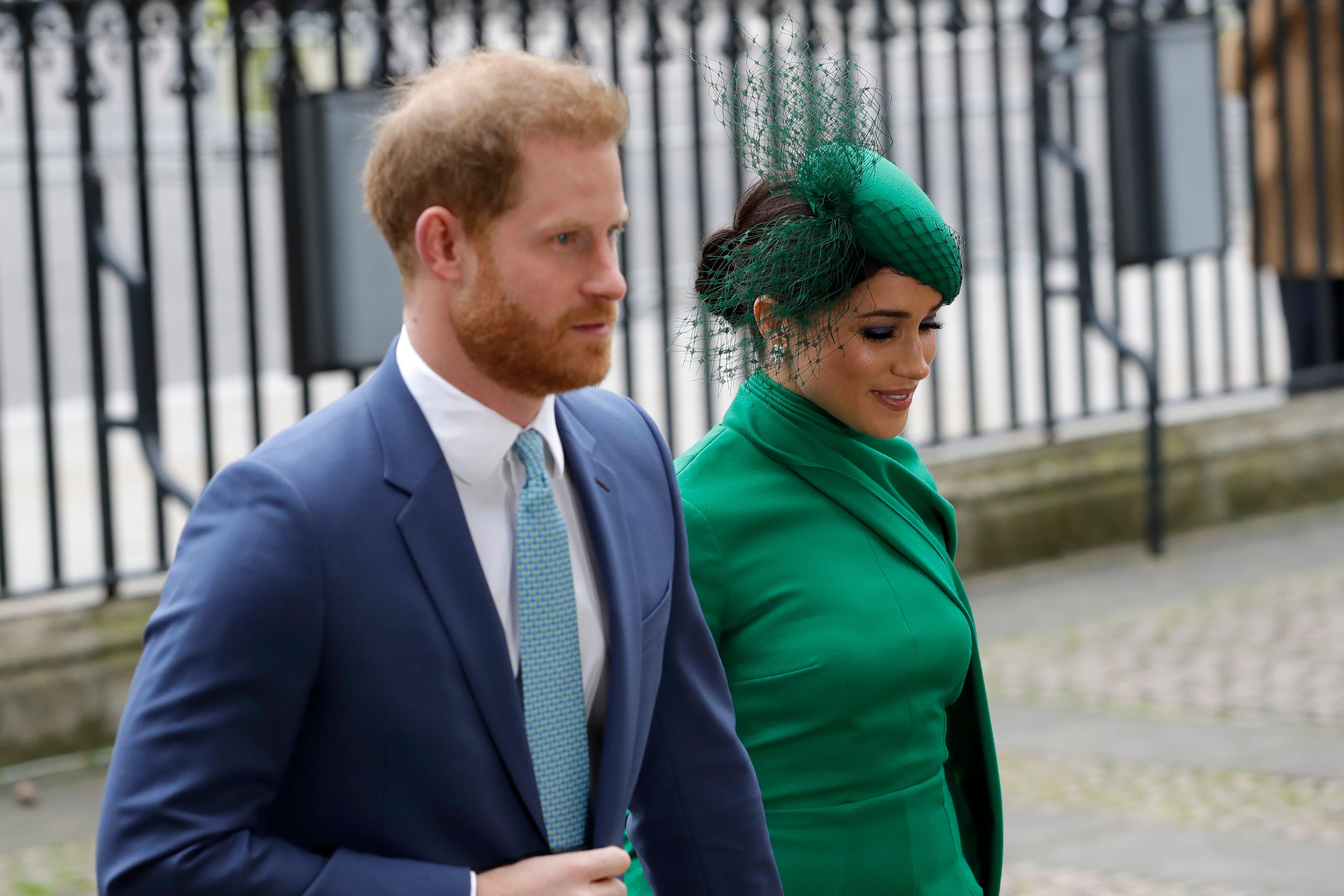 Prince Harry and Duchess Meghan move to Santa Barbara County, where Oprah is a neighbor
