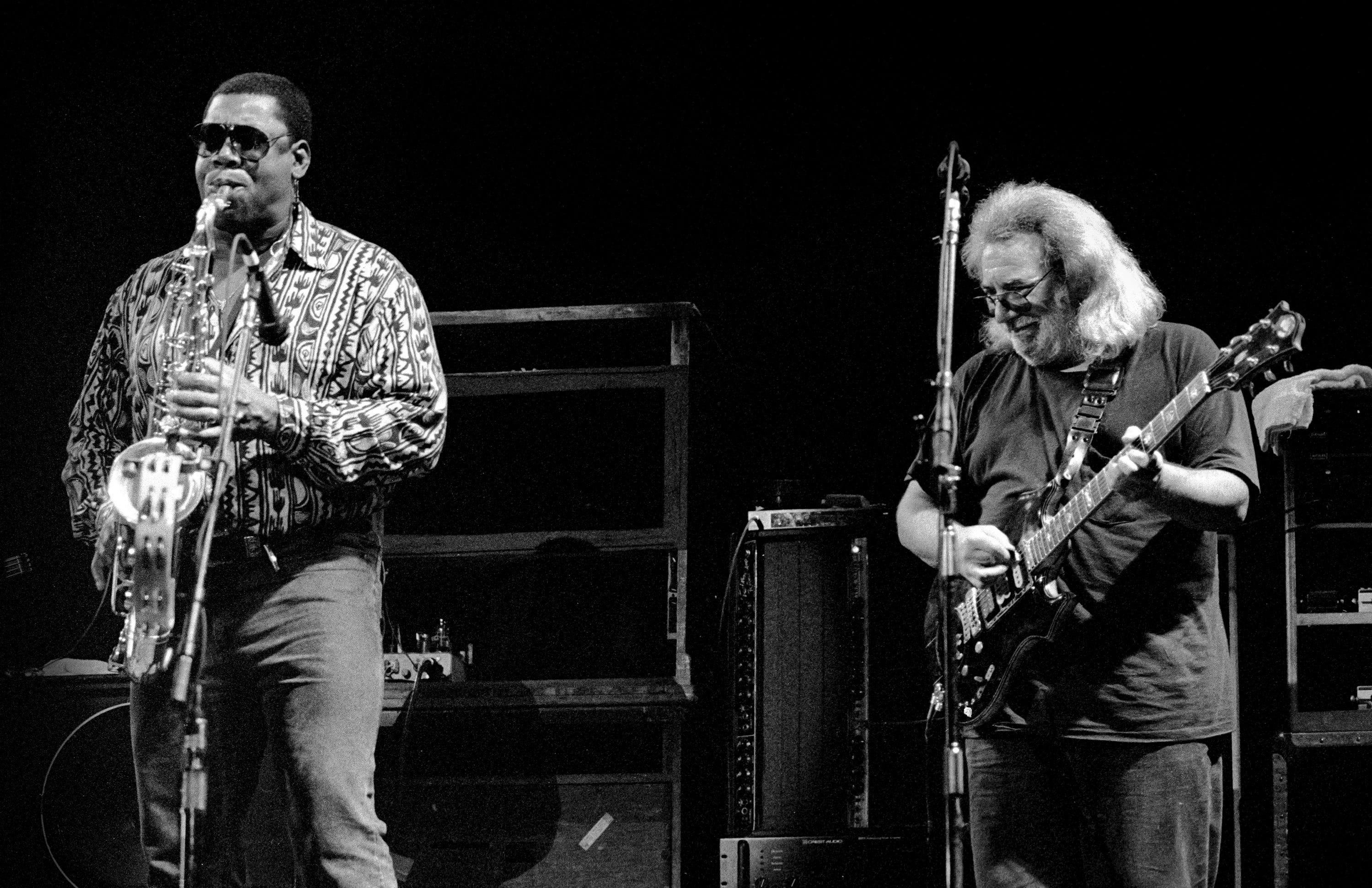 Jerry Garcia Band, Clarence Clemons join forces on new live album: details
