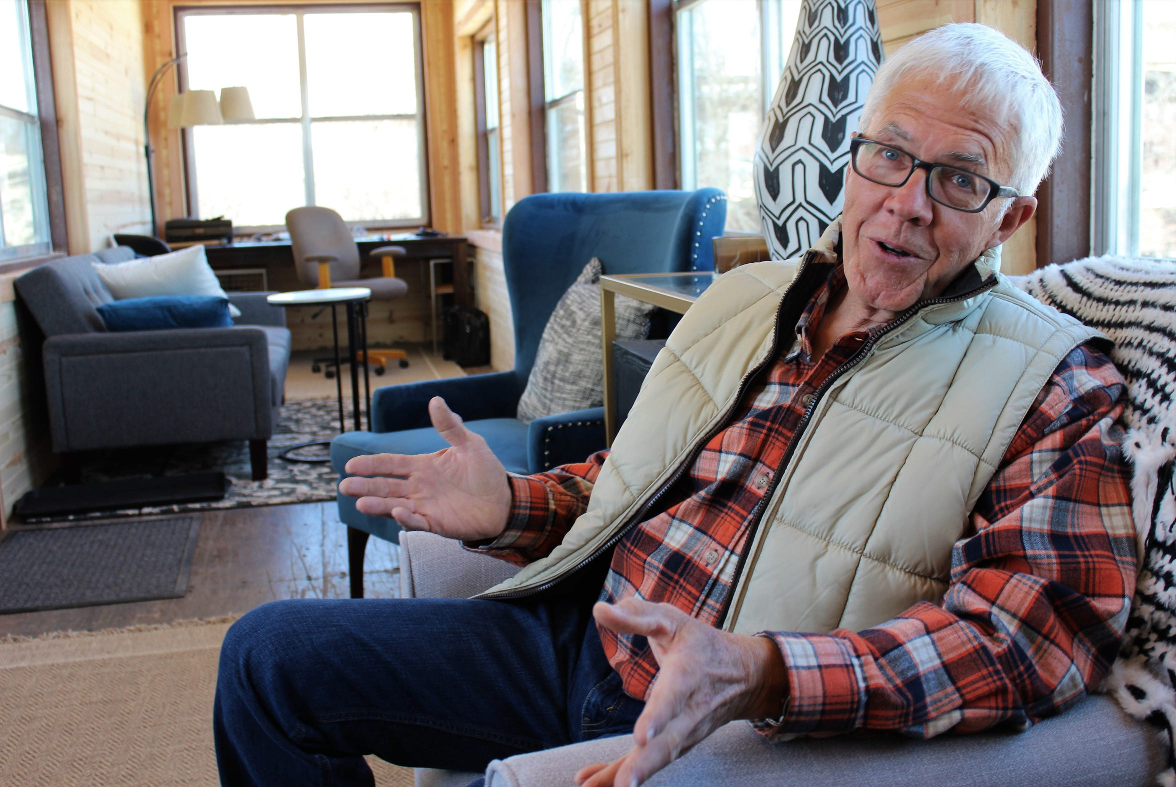 Bishop Powell, longtime fiddler in Lariat and the father of singer and Outlaws & Legends Music Fest founder Mark Powell, has his own music story.